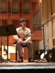Greg Reish at Hinton Hall
