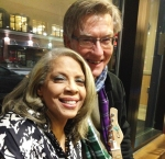 Jerry Kimbrough and Patti Austin