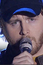 Ben Briley performing on American Idol