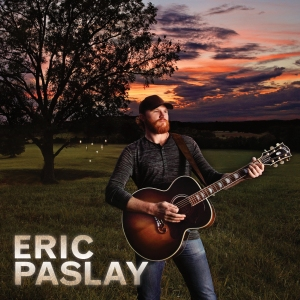 Paslay's new album cover