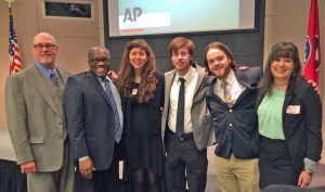 MTSU's Sidelines journalists win TN AP awards