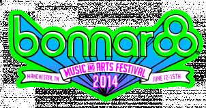 Bonnaroo logo 2014