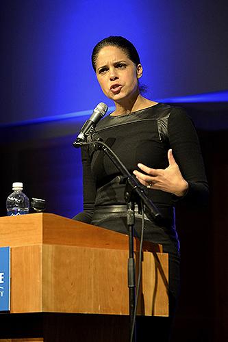 Soledad O'Brien speaking