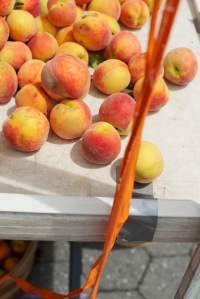 Peaches by Huger Foote.