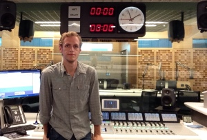 MTSU's Andy Heuther at National Public Radio