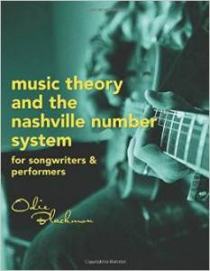 Music Theory and the Nashville Number System