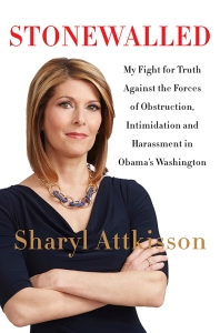 Sharyl Attkisson Stonewalled cover