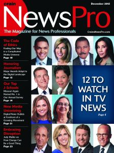 NewsPro 2015 cover