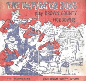 "This rare 45 rpm single by ""The Weedpatch Boys,"" released in 1963, is part of a large ""historically and culturally significant"" bluegrass audio collection recently donated to MTSU's Center for Popular Music by the family of Indiana music lover Marvin Hedrick. Hedrick was a member of the band, as were his two sons. The center received a $19,537 grant from the Grammy Foundation April 6 to preserve and digitize the collection."