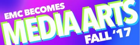 Media Arts banner