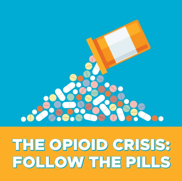 Opioid Crisis Poster_Graphic Only