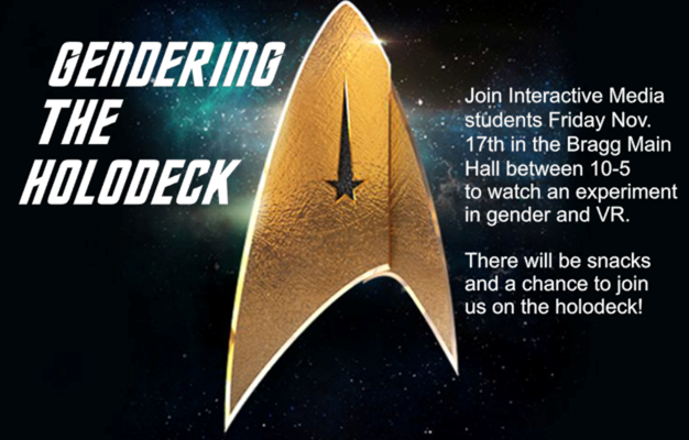 gendering the holodeck