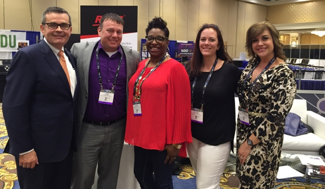 Dr. Greg Pitts Dr. Chris Bacon Dr. Jennifer Woodard Dr. Stephanie Dean and Dr. Christine Eschenfelder at BEA.jpg