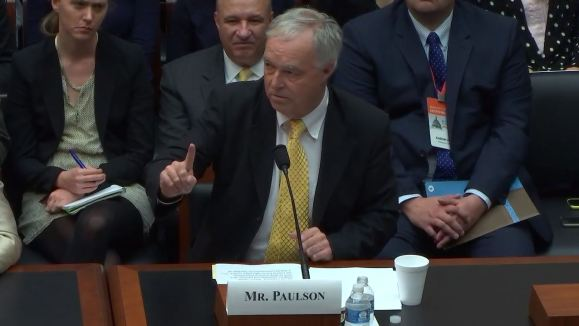 Ken Paulson testifies