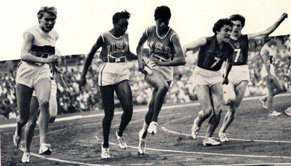 Tigerbelles 400 meter victory Wilma R